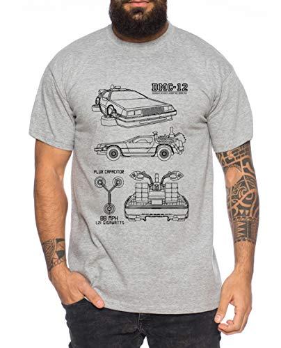 Tee Kiki DMC Line Camiseta de Hombre...