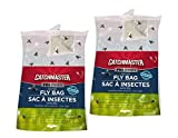 Catchmaster 975 Outdoor Disposable Fly Trap Bag (2 Pack)