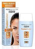 ISDIN Fotoprotector Fusion Water SPF 50   Fotoprotector facial de fase acuosa...