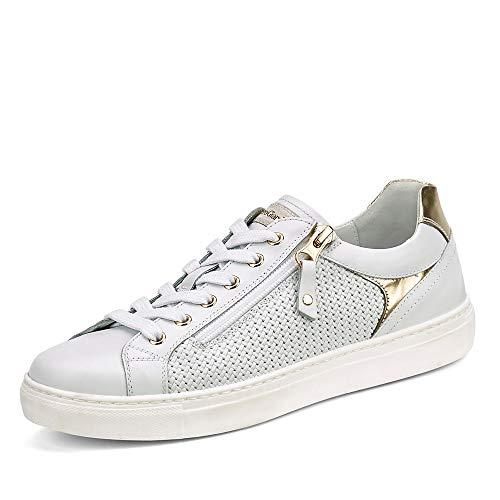 Nero Giardini Skipper Bianco Scarpa Donna Sneakers E010652D