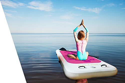 Chillroi Yoga Stand-Up-Paddling Board 3m (Pink)