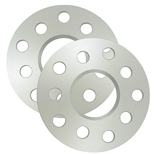 Preisvergleich Produktbild SilverLine by RSC Spurverbreiterung 10mm Achse / 5mm Seite LK: 4x100 57, 1 - 20610202_4251535808579