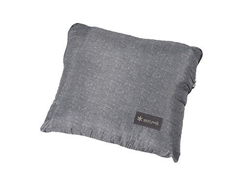 スノーピーク(snowpeak)寝袋SSシングルBD-105GY最低使用温度5度