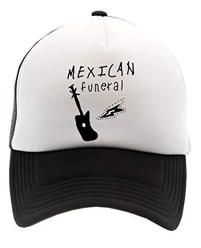 Mexican Funeral Gorra de Béisbol Unisex Hombre Mujer Adulto Ajustable Cap Men