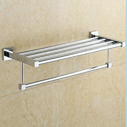 CBXSF Badkamer Accessoires RVS Handdoek Rack Badkamer Gewicht Handdoek Bar Toilet Hardware Hanger Hoogte Bar Handdoekenrek