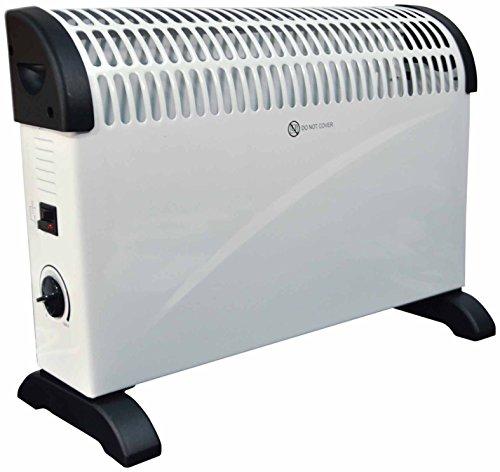 Generic A1.NUM.6333.CRY.1.. Convettore riscaldatore Convec a pavimento da parete portatile montato a pavimento radiatore mangiano S 3 impostazioni di calore gs .. NV_1001006333-WRUK23