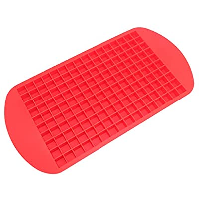 Fineday 160Grid Mini Square Ice Square Tray Manufacturer Food Grade Silicone Ice Mold, Kitchen?Dining & Bar HotSales