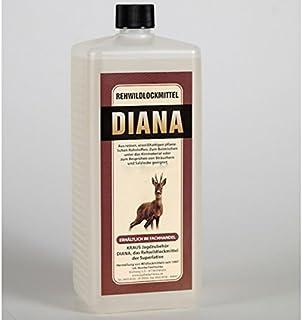Atrayente de corzos profesional Diana 100 ml concentrado muy productivo = 1 litro de atrayente natural para corzos