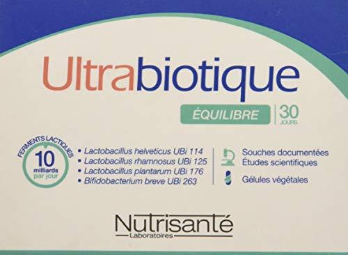Nutrisanté Ultrabiotique Equilibre...