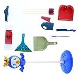 Amosfun Kinder-Reinigungsset für Kleinkinder, abnehmbares Haushalts-Reinigungsspielzeug für...