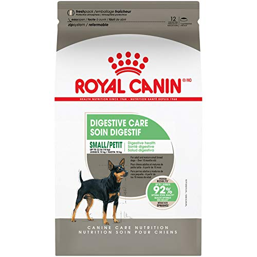 Royal Canin Small Digestive Care Dry Dog Food, 3.5 lb. Bag