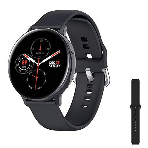 ZRY Nuevo S2 IP68 Ritmo Cardíaco Impermeable Y Presión Arterial Pantalla De Color De 1.4 Pulgadas Multilingüe Bluetooth Llamada Reloj Inteligente,A