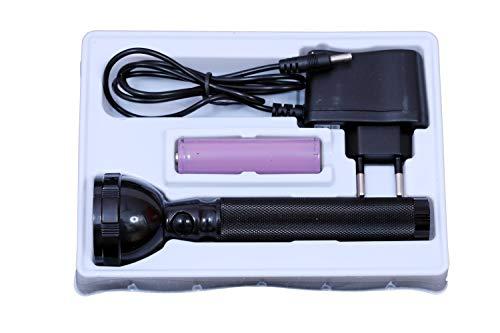 NEXTTECH JY-8990 High Power Long Life Flashlight Torch