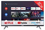 RCA RS32F3 Smart TV (32 Inch Full-HD Android TV with Google Assistant, Google Play Store, Prime Video, Netflix) HDMI, USB, WiFi, Bluetooth, Triple Tuner (DVB-C / -T2 / -S2)