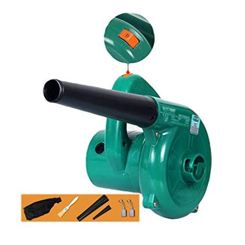 Aspirador EléCtrico De 2kg con Soplador De Hojas, Barredora EléCtrica De Alta Potencia 1150w Control De Velocidad 6 - Interruptor De Bloqueo De AlimentacióN -2.8m Cable De AlimentacióN - Veloc