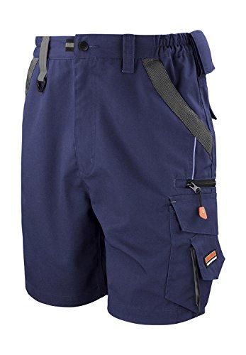 Result Ergebnis R311X Technische Shorts Small Marineblau/Schwarz