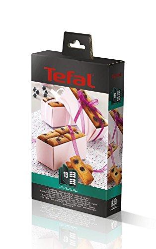 Tefal Snack Collection Teller mit Antihaftbeschichtung Mini Bars Teller