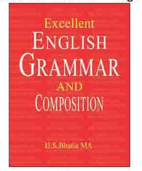 Excellent English Grammar And Composition