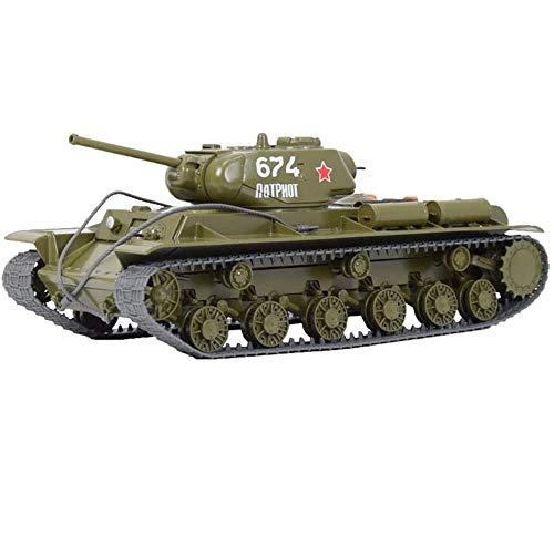 CMO Panzer Modelle Metall 1:43, KV-1S Schneller Schwerer Panzer UDSSR, Druckguss Militär Tank,...