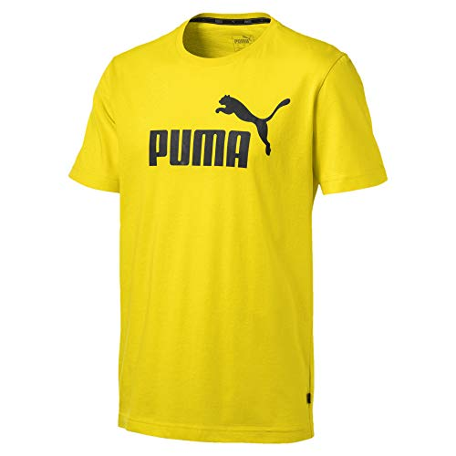 Camiseta, Hombre, Amarillo