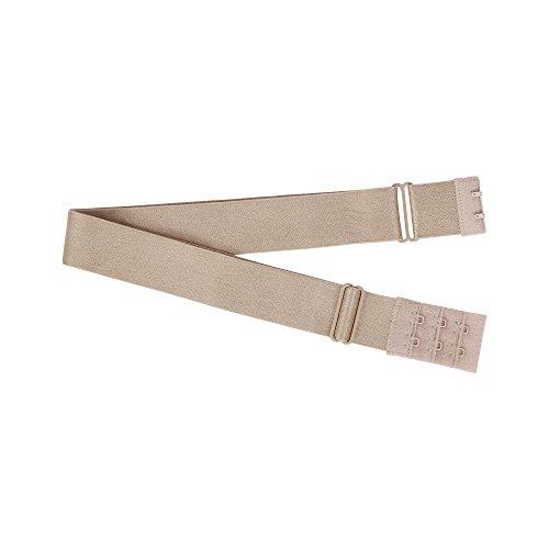 Heidi Klum Intimates Solutions Low Back Bra Strap Converter - Women's Lingerie Accessory - Nude, One Size