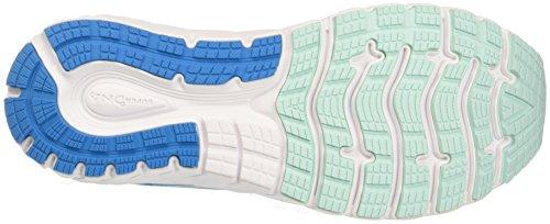 Brooks Glycerin 15, Zapatillas de Running Mujer, Azul (Bluemintsilver 1b484), 36 EU