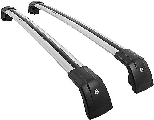 2 Stück Dachträger Crossbar für BMW...