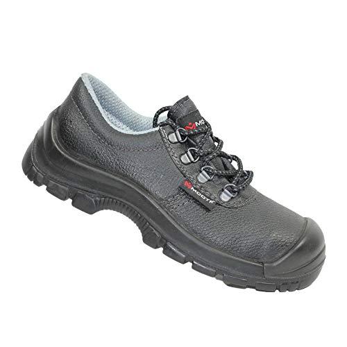 Modyf S3 SRC Zapatos de Seguridad Zapatos de Trabajo Zapatos Profesionales Planos B-Goods, Tamaño:38 EU