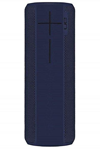 Ultimate Ears Boom 2 Tragbarer Bluetooth-Lautsprecher, 360° Sound, Wasserdicht und Stoßfest, App-Navigation, Kann mit weiteren Lautsprechern verbunden werden, 15-Stunden Akkulaufzeit - midnight blue