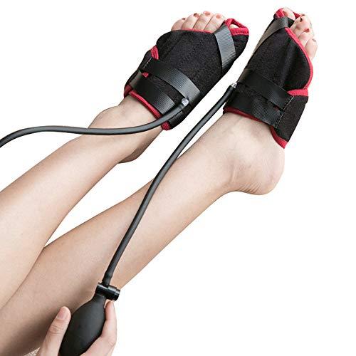 空気圧外反母趾装具 - 外反母趾矯正矯正器 - 足底筋膜炎足指痛を軽減する - 1ペア