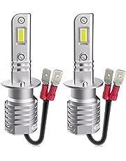 KAWAGUSO ヘッドライト車検対応 DC12V車対応 ファンレス 車用LEDバルブ