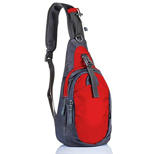 Kono Unisexe Sac /à langer Polyester de voyage ou de Sac fourre-tout avec poche thermique Rose