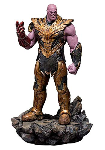 Iron Studios & MiniCo Black Order Thanos Deluxe BDS Art Scale 1/10 - Avengers: Endgame, IS23919
