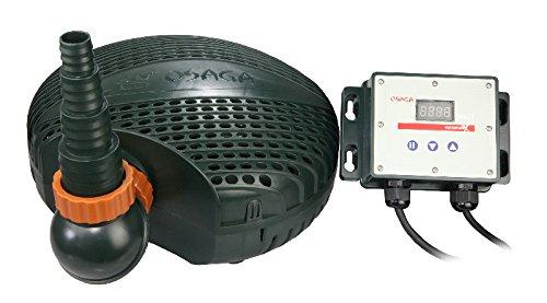 OSAGA OGM Grüne Minna Variomatix 10000-VX Teichpumpe 5000 bis 10000 Liter/Stunde