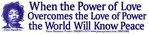 Peace Max 89% OFF Superior Resource Project When The of Overcomes Power Love