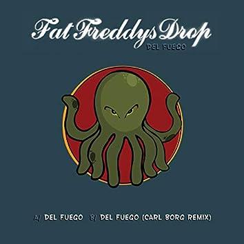 Del Fuego (Carl Borg Remix)