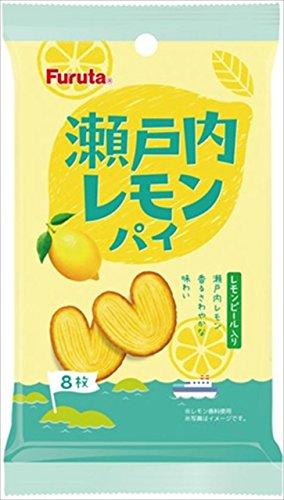 フルタ 瀬戸内レモンパイ 8枚×10袋