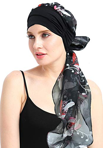 Cool Summer Turban For Cancer Patients Chemo Hat Mutsen