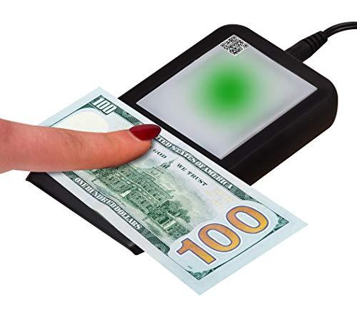 Dri Mark Flash Test Counterfeit Bill Detector, Smallest, Easiest Money Checker, Fake Currency Detection Machine, Ink, UV…