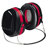 MMMH10B - 3m Ear Peltor Optime 105 Behind-The-Head Earmuffs
