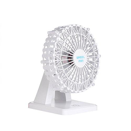 RTRY Mini Ventilatore Repellente Per Zanzare Ventilatore Usb Desktop All'Aperto Ventilatore Di Carica 180*150*115Mm