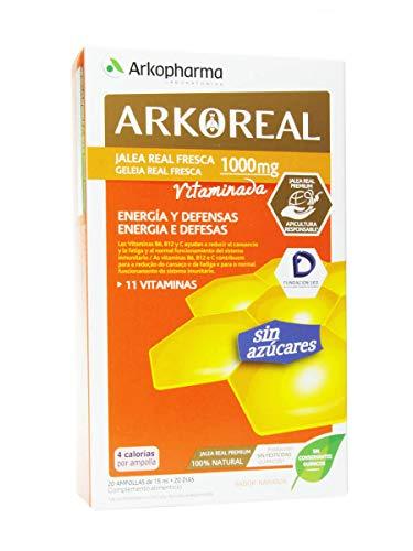 Arkopharma - Ampollas jalea real arkoreal