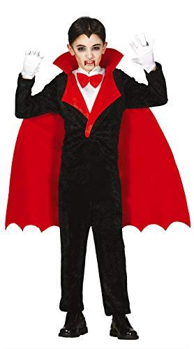 Costume Vampire taille enfant 7-9 ans