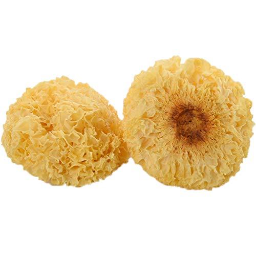Helen Ou@ Gutian Super Grade Chouer Tremella Fungus White Fungus or Waxy Ear