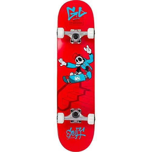 ENUFF Skate Completo Skully Red Mini 7.2