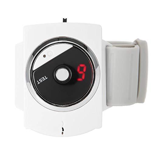 Reloj de pulsera antirronquidos, la mejor solución, infrarrojo lejano, para dejar de roncar, herramientas de reloj de pulsera antirronquidos, 2 piezas