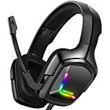 Gaming Headset for PS4, Xbox One, PC,...