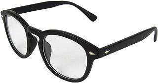 ZEVONDA Women Glasses - Vintage Frame Classic Clear Lenses Fashion Glasses Men Women Non Prescription Retro Eyewear