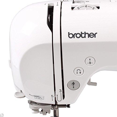 Brother 4977766712712 - Macchina da Cucire Innov-IS 55