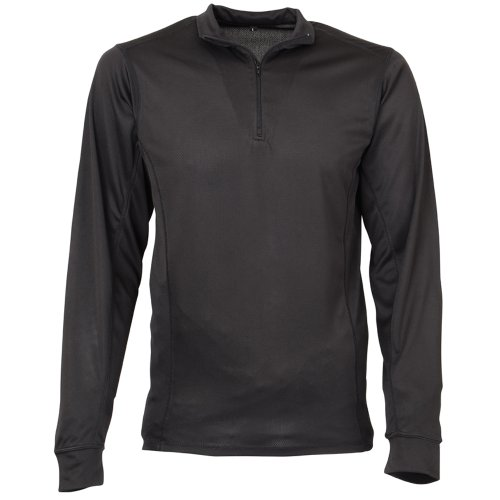 Sweat shirt MégaDry (L, Noir)